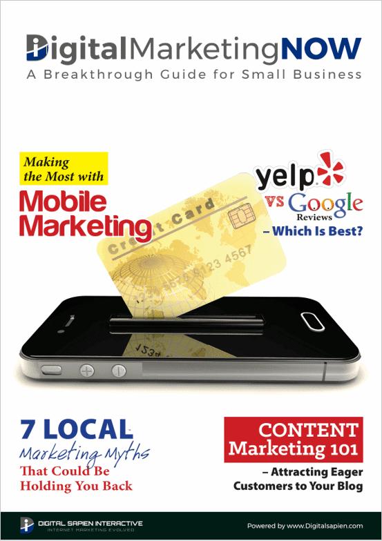 Digital Marketing NOW - Cover 1