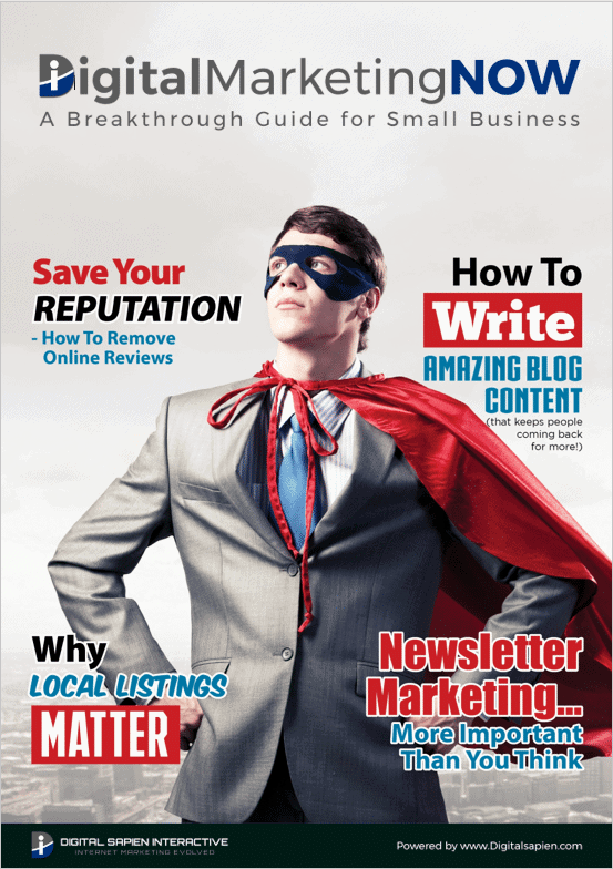 Digital Marketing NOW - Cover 2
