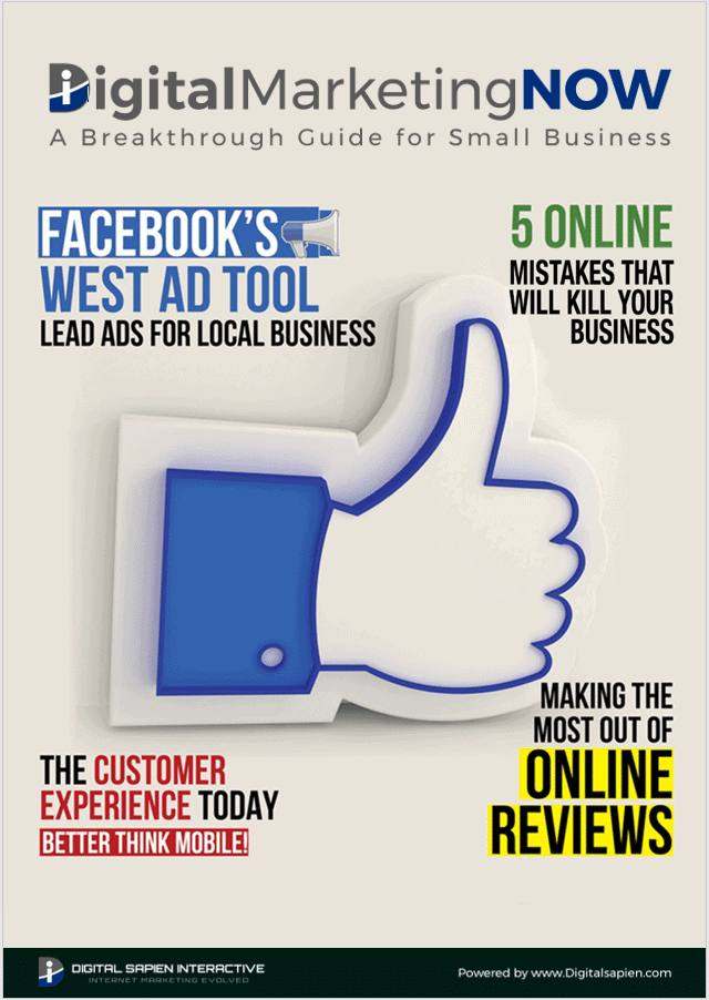 Digital Marketing NOW - Cover 3
