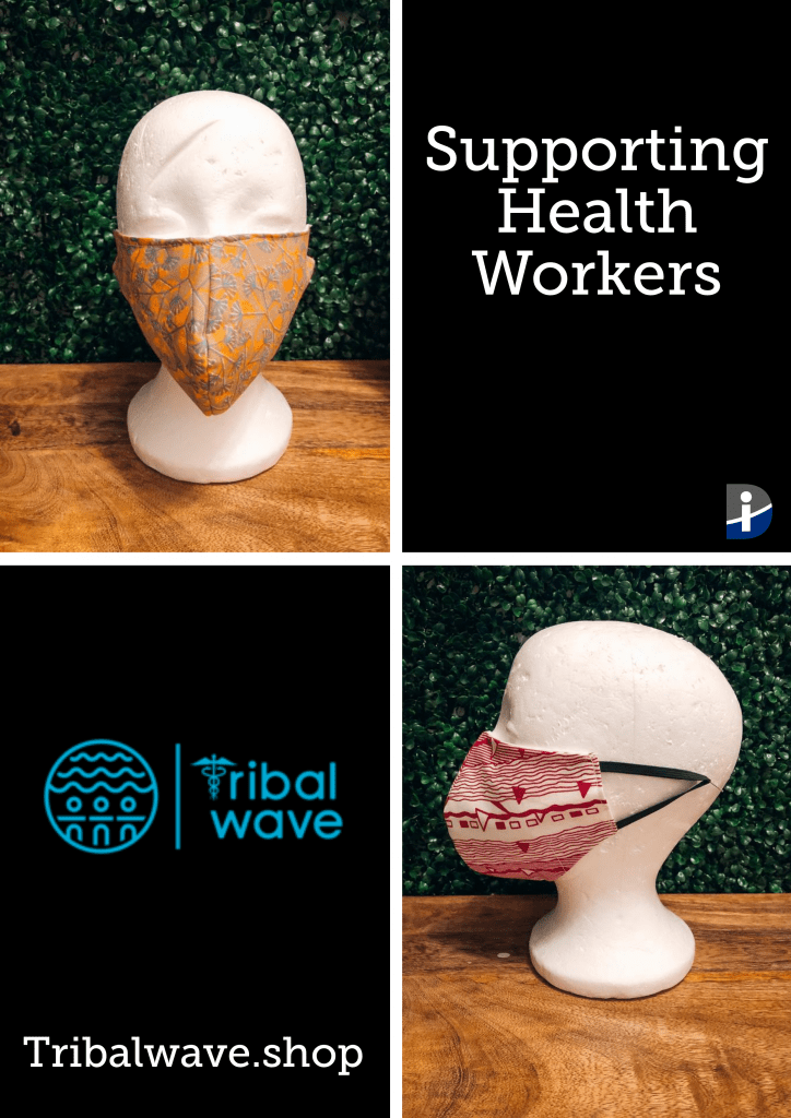 Tribal Wave - Supporting Healthcare Workers